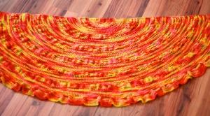 Pattern - Critron by Martha Simonsen / Yarn - Stroll Handpainted SW Merino from Knit Picks.